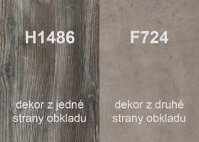 Hátefal H1486 ST36/F274 ST9 4100/640/9,2