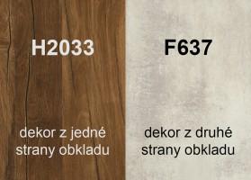 Hátefal H2033 ST10/F637 ST16 4100/640/9,2